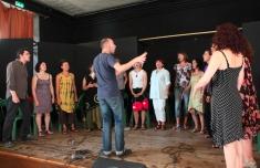 Stage polyphonie et improvisation